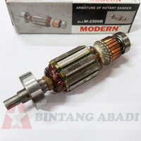 Modern Armature Rotor Angker M-2500 B Mesin Amplas Rotary Sander