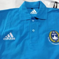 Kaos Kerah - Polo Shirt Adidas Pssi Full bordir