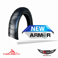 G Force ARMOR 80/90-14 TUBELESS - Ban Motor
