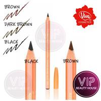 ⭐ VIP ⭐ 100% ORI VIVA Queen Eyebrow (✔️BPOM) Pensil Alis