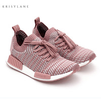 ADIDAS NMD R1 IN ASH PINK (3885256)