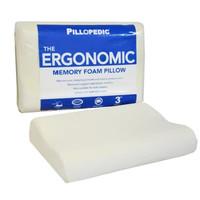 Bantal Memory Foam Ergonomic / Willow Pillopedic Ergonomic Small