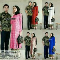 couple burkat panjang/couple gami murah/kebaya/baju/celana/couple