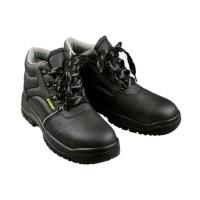Krisbow Safety Shoes Arrow 6 Inch Hitam - Sepatu Safety Pengaman Kerja