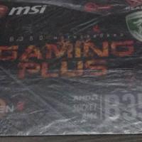 MSI B350 Gaming Plus FFD RX