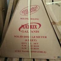 Dish Antena Parabola Solid 6ft 6 feet Matrix Lubang Galvanis C KU Ba o