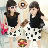 Pakaian Anak Perempuan Baju Anak BabyDress Gaun Princes (AF KID GC 08)