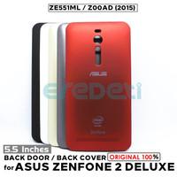 BACK DOOR HOUSING BACK COVER PANEL ASUS ZENFONE 2 DELUXE ZE551ML Z00AD