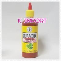 Nang Fah Sriracha Coriander Sauce/NangFah Sriraca Coriander saus
