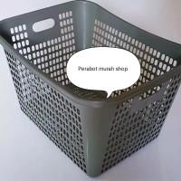 keranjang baju plastik murah, bagus dan berkualitas baik buat baju dll
