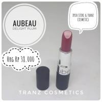 Tranz Cosmetics Aubeau Lipstik Delight Plum