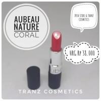 Tranz Cosmetics Aubeau Lipstik Nature Coral
