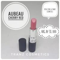 Tranz Cosmetics Aubeau Lipstik Cherry Red
