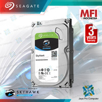 Seagate Skyhawk 1TB HDD / Hardisk / Harddisk PC/ NVR/ DVR/ CCTV 3.5