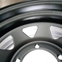 Promo Velg Daihatsu 15 TAF GT Katana Hi Land Jimny merk Avantech 5