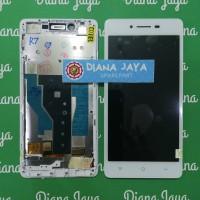 Lcd + Touchscreen + Frame Oppo R7 / Oppo R7F