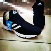 Sepatu Pria Running Sport Adidas Grade Ori Slip On - Slop 605Sp Limite