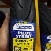 Ban Michelin 90/80-17 Tubles Pilot Street 90 80 17