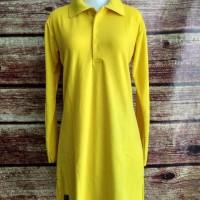 paling baru dan termurah Kaos Polo Shirt Muslimah BIG Size XXL Jumbo