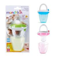 MUNCHKIN 1pc Silicone Fresh Food Feeder Baby Dot Buah Bayi