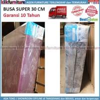 Kasur Busa SUPER TEBAL 30 cm x 200 x 180 PROMO
