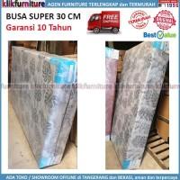Kasur Busa SUPER TEBAL 30 cm x 200 x 160 PROMO