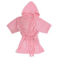Kimono Handuk Anak Lucu Merk Butterfly Polos Pink Size S,M,L,XL