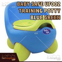 Baby Safe UF002 Training Potty Blue Toilet Latihan Anak Balita