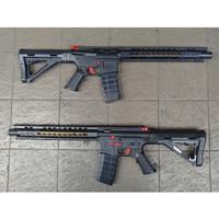 AR-15 / M4 Predator Magpul CTR Spring Toys Rifle [Long Version]