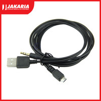 Kabel AUX Micro USB to 3.5mm - USB AM
