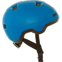 Oxelo Helm Sepeda Anak B100 Inline Skateboard Original - Biru - Ori