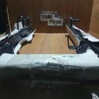 Sasis Swing Arm Arem Capit Udang Supra X 125 Double Disc cakram