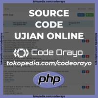 Source Code Aplikasi Ujian Online Full Ajax PHP