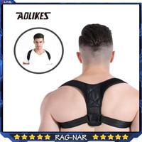 Aolikes 3101B Posture Corrector Terapi Koreksi Postur Penegak Punggung