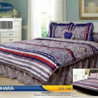 New BED COVER SET CALIFORNIA / MY LOVE KING 180X200 / BADCOVER - BC