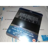 Bluray Original Band of Brothers Tin case Serial TV World War II
