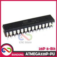 [CNC] ATMEGA328P-PU MCU AVR DIP-28 + BOOTLOADER ARDUINO UNO + STIKER