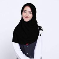 kerudung anak/kerudung sekolah zoya/bergo/hijab instan large