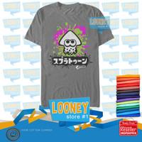 T-Shirt NINTENDO SPLATOON INKLING SQUID (JAPAN) / Kaos NINTENDO