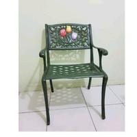 Kursi Taman Canovas Full Besi Tempa Chair Canovas (Promo Harga)