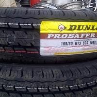 Ban Mobil Dunlop 165/80 R13 Prosafer tahun 2019