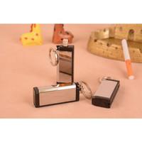 Outdoor Waterproof Kerosene Lighter Mancis Gesek Korek Api Mini Kotak