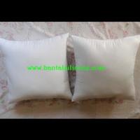 Bantal Silikon 50x50 / Bantal Sofa 50 cm x 50 cm / Insert Bantal