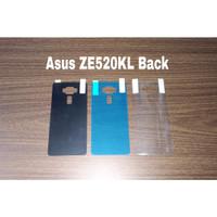 Anti Gores Back Screen Guard SPY Glare Clear Asus Zenfone 3 ZE520KL