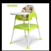 FISHER Babychair table alas kursi meja makan anak meja belajar study