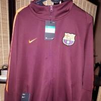 Jaket bola - jaket FC barcelona original 100%