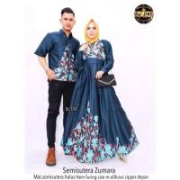 Baju Batik Couple Semisutera Zumara by DNT