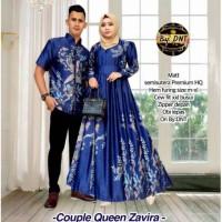 Baju Batik Couple Queen Zavira by DNT