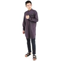 XHIRGS,Baju koko busana muslim kasual pria remaja cowok laki-laki