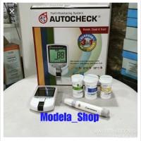 Auto Check-Alat Tes Gula Darah( 3 IN 1)